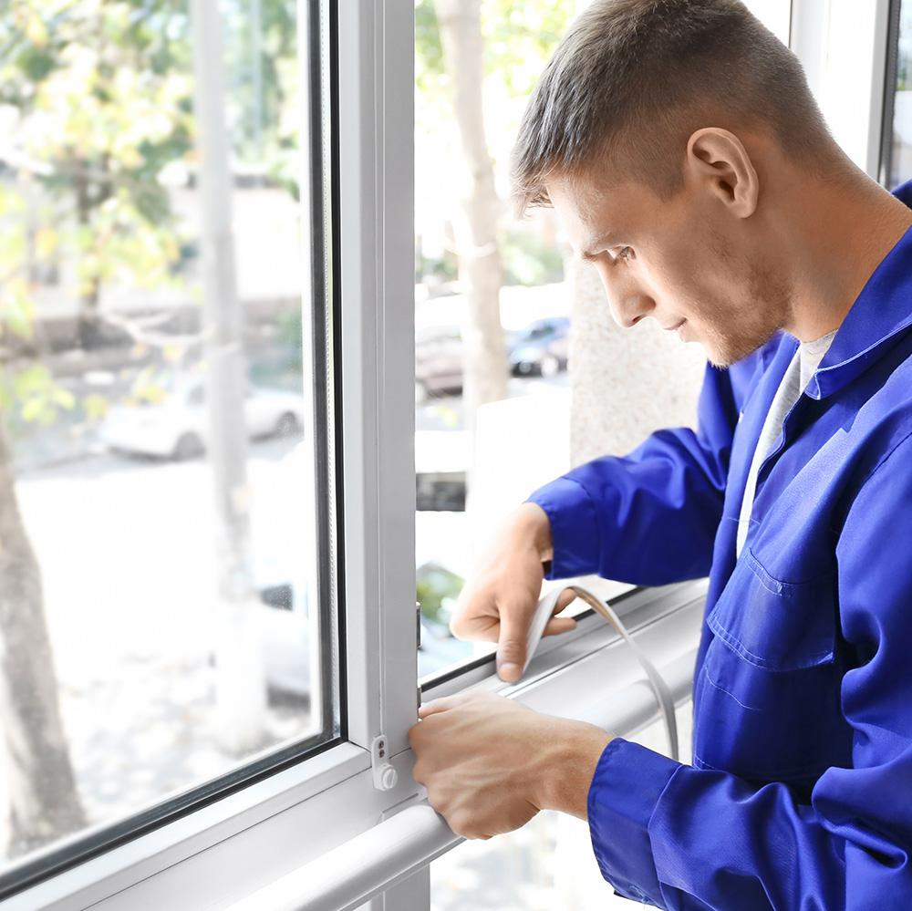 Trade upvc windows